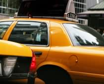 Obraz 000109 New York Yellow Cab